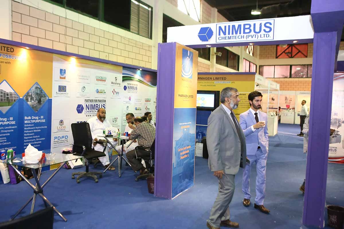 pakistan biggest pharma industry show china india pharmaceutical machinery expo